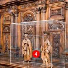 4. Sagrestia di Giulio Romano